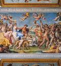 Il trionfo di Bacco e Arianna  1598 1601 Galleria Farnese