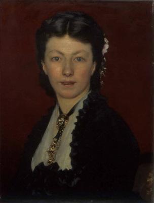Carolus Duran Portrait de Mme Neyt
