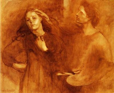 Carriere Eugene La Peinture
