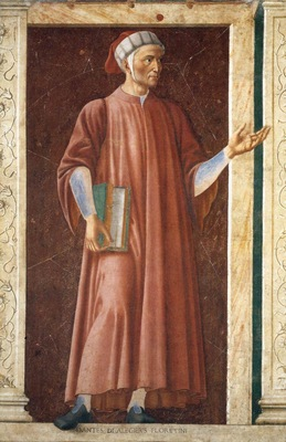 Famous Persons Dante Allighieri WGA