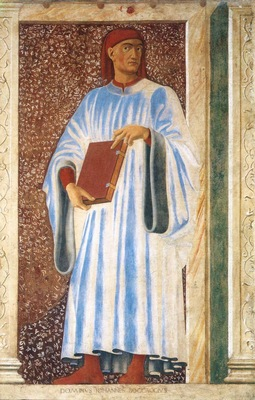 Famous Persons Giovanni Boccaccio WGA