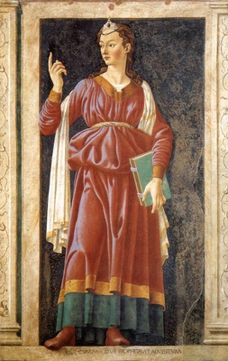 Famous Persons The Cumean Sibyl WGA