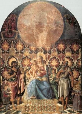 Madonna and Child with Saints WGA