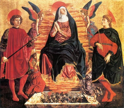 Our Lady of the Assumption with Sts Miniato and Julian WGA
