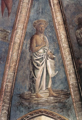 St John the Baptist WGA