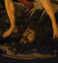 Andrea del Castagno The Youthful David, c 1450, Detalj 3, NG