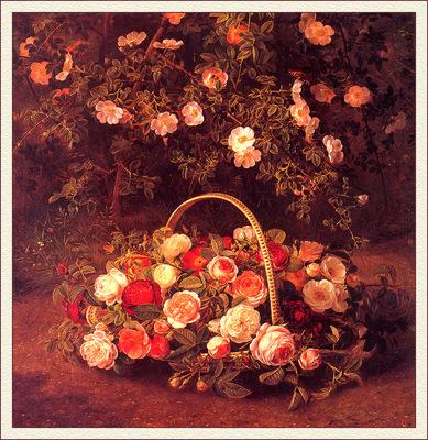 bs flo Eugene Henri Cauchos Roses