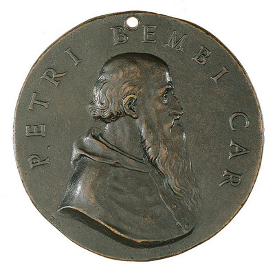 Cellini Benvenuto Coin Portrait of Cardinal Pietro Bembo