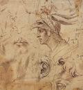 Cellini Benvenuto Studies2