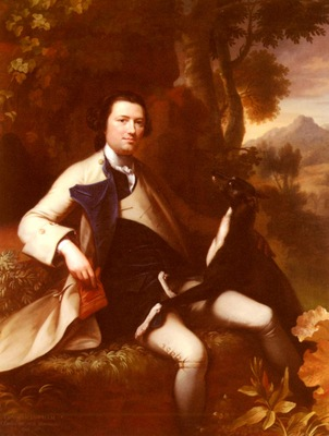Chamberlin Mason Portrait Of Francis Popham