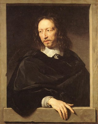 Champaigne Portrait of a Man