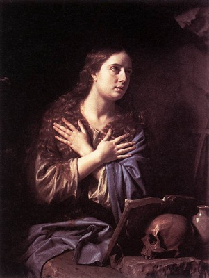Champaigne The Penitent Magdalen