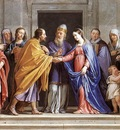 Champaigne The Marriage of the Virgin
