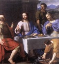 Champaigne The Supper at Emmaus