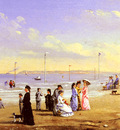 Chapman Conrad Wise At The Seaside