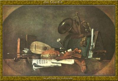 PO Vp S1 31 Jbs Chardin Les attributs de la musique