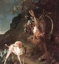 Chardin Game Still Life with Hunting Dog