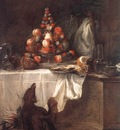 Chardin The Buffet