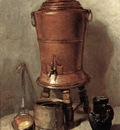 Chardin The Copper Drinking Fou