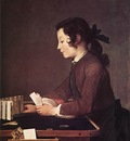 Chardin The House of Cards II