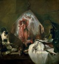 Chardin The ray, 1728 Oil on canvas, 115 x 146 cm Musee d