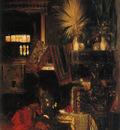 charlemont eduard hans makart in seinem atelier