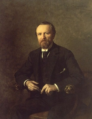 Portrait of Henry Phipps
