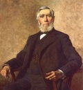 Portrait of Charles Lockhart