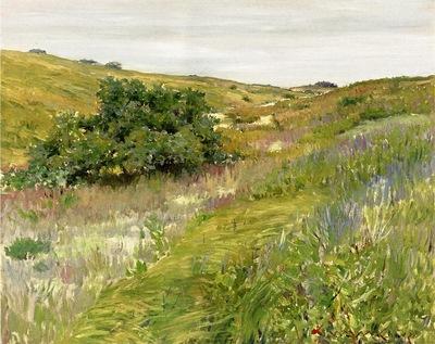 Chase William Merritt Landscape Shinnecock Hills