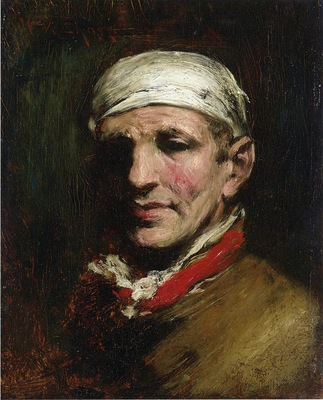 Chase William Merritt Man with Bandana