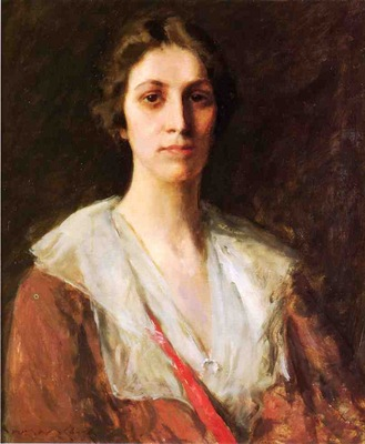 Chase William Merritt Miss Mary Margaret Sweeny