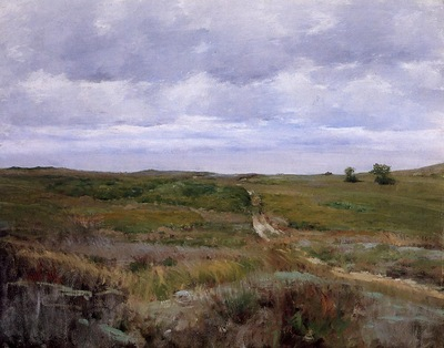 Chase William Merritt Over the Hills and Far Away