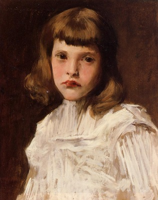 Chase William Merritt Portrait of Dorothy