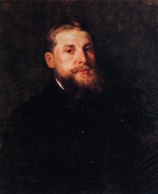 Chase William Merritt Portrait of a Gentleman