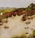 Chase William Merritt Shinnecock Landscape