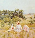 Chase William Merritt The Fairy Tale aka A Summer Day