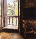 Chase William Merritt Venetian Balcony