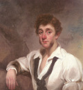 Chinnery George Portrait Of A Gentleman