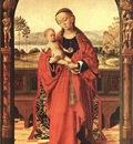 CHRISTUS MADONNA, MUSEUM OF FINE ARTS, BUDAPEST