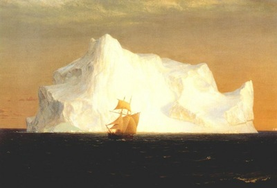 church the iceberg