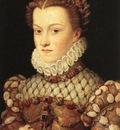 CLOUET Francois Elisabeth of Austria Queen of France