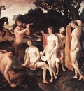 CLOUET Francois The Bath of Diana