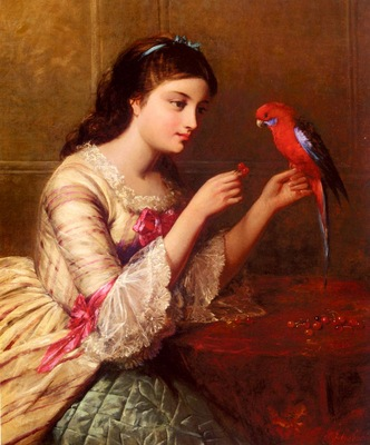 Cobbett Edward John An Attentive Friend