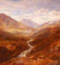 Cole George Vicat A Welsh Landscape