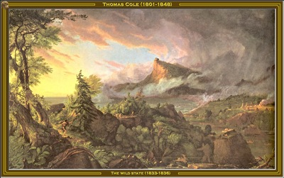 thomas cole the wild state 1833 36 po amp
