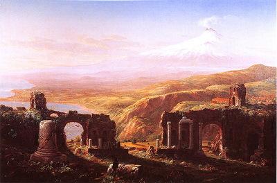 lrs Cole Thomas Mt Edna From Taormina1844