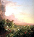 hudson rv sc csg016b the voyage of life childhood thomas cole