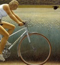 Colville, David Alexander Cyclist and Crow end