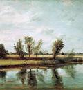 Constable John Landscape Sun