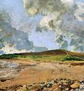 Constable John Weymouth bay Sun